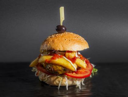pata burger
