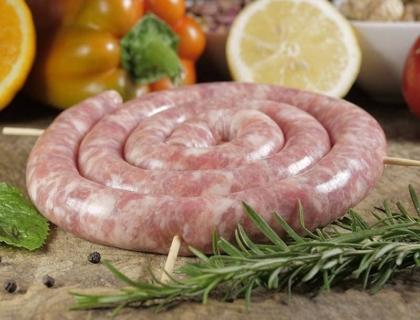 Salsiccia tradizionale senza finocchietto