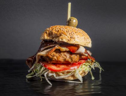 porchetta burger