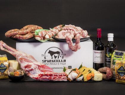 Box Sicilia Mia - Macelleria Sparacello