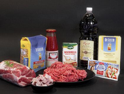 Kit pranzo della domenica - Macelleria Sparacello