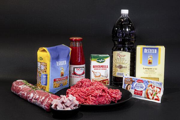 Kit pranzo della domenica 3- Macelleria Sparacello