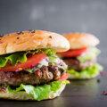 Storia dell'hamburger